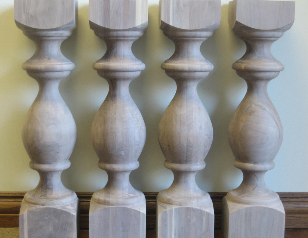 Perfect Balusters